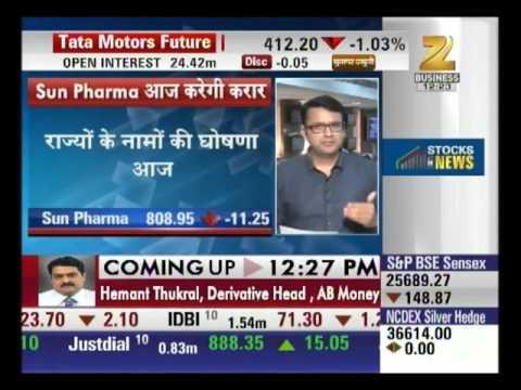 Sun Pharma's Tie up With AIIMS : Top 50 Shares