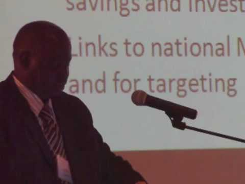 World Bank South-South Learning Forum 2011 - Building Monitoring & Evaluation Systems - 3A