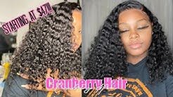 The most AFFORDABLE curly wig on Aliexpress | Cranberry Hair