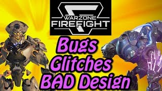 Warzone Firefight: Bugs, Glitches, and BAD Game Design (Halo 5)