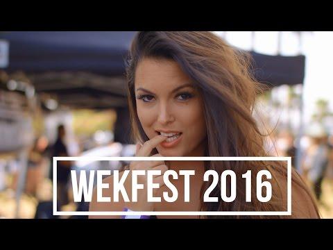 Wekfest Long Beach 2016 in 4K!