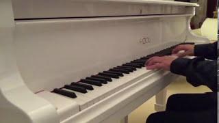 Jean-Jacques Goldman - Doux - Piano