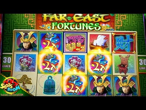 Far East Fortunes!!! 3 BONUSES !!! Life of Luxury Edition 1c Wms Video Slot in Casino