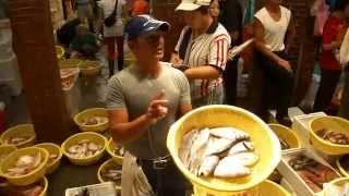 基隆好美keelung  - 清晨基隆崁仔頂(魚市場)的聲音 (3)