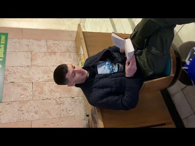 Сентяков Валерий читает произведение «Родник» (Бунин Иван Алексеевич)
