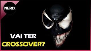 Venom VAI USAR a logo do homem aranha no filme!