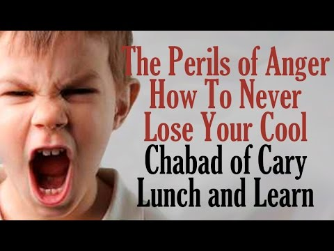 The Perils of Anger How To Never Lose Your Cool