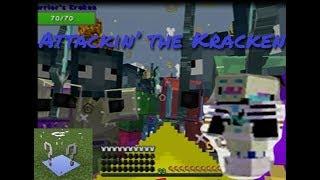 Let's get KRACKIN!!! Battle Royal Quest Race- Invisible lucky blocks
