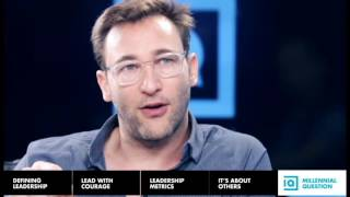 Simon Sinek - The Millennial Question - Millennials in the workplace
