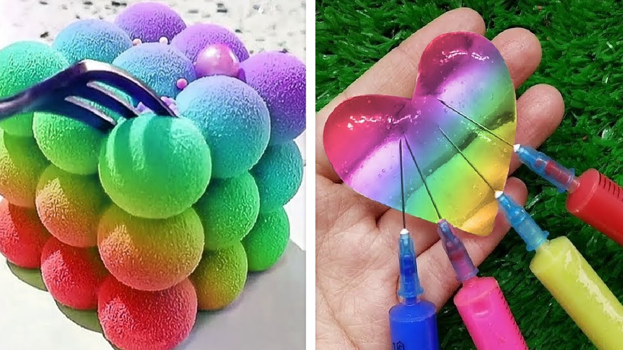 Oddly Satisfying Video So Relaxing & Mesmerizing It Gives You Goosebumps