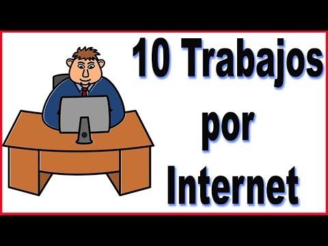 10 trabajos Freelance que puedes hacer por Internet