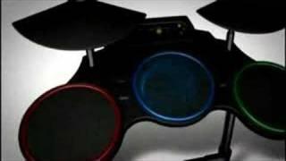 Guitar Hero: World Tour (Wii) - Drum Kit Trailer