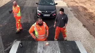Stinkefisch vs Straßenbauer