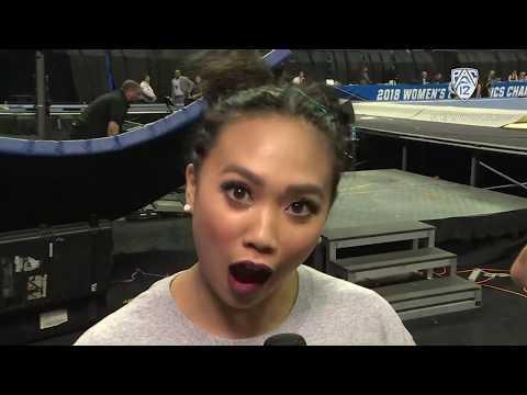 Peng-Peng Lee post-championship interview