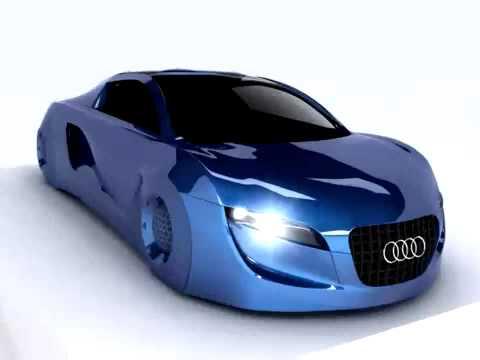 Audi RSQ - really nice car