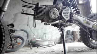 Démontage moteur 150 yx