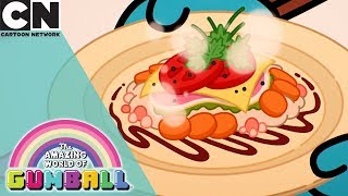 The Amazing World of Gumball | How to Make the Perfect Meal | Cartoon Network