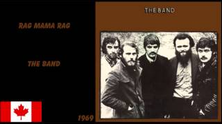 Rag Mama Rag - The Band