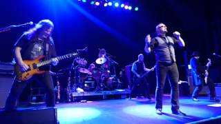 GEOFF TATE LIVE 2016 NYC. EYES OF A STRANGER