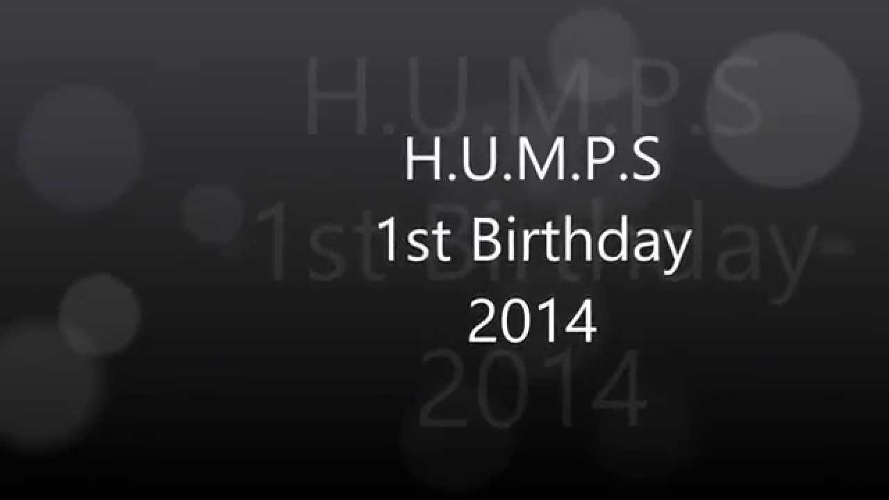 Birthday humps