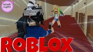 ROBLOX-Today is my day to be a heroine: 3 (Murder mystery 2)