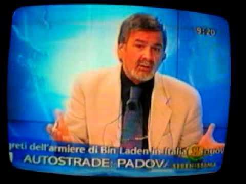 Vito Monaco a Notizie Oggi su Serenissima Televisione (2002)