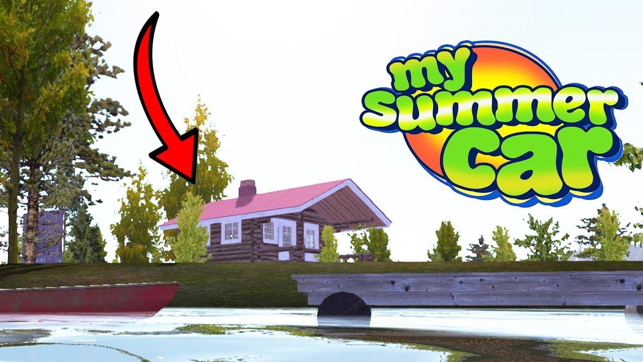 ZNALAZŁEM DOMEK NA WYSPIE! My Summer Car #11