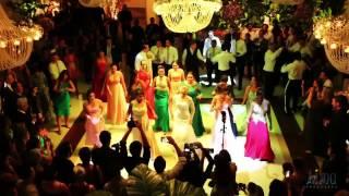"""AIMA Produções - Dança dos Padrinhos """"Casamento Catherine & Giusepe"""""""