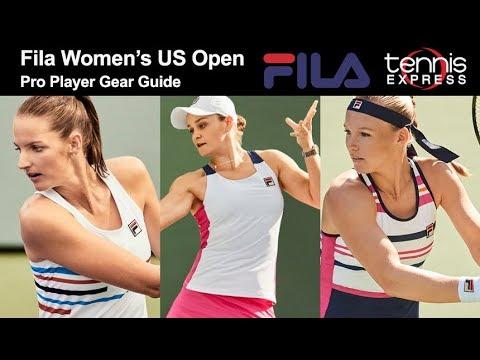 2019 FILA Women's NYC Gear Guide | Tennis Express