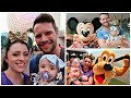 Walt Disney World Vlog | Be Our Guest Lunch and Garden Grill Dinner
