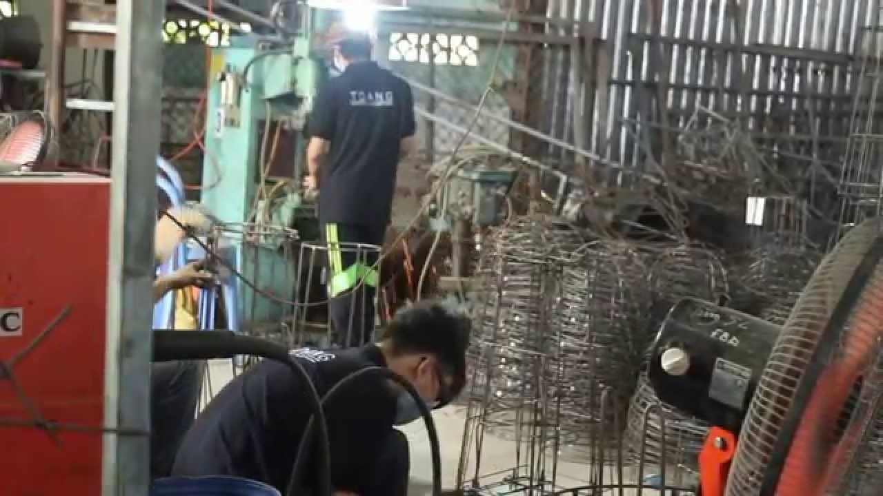 Vietnam Wicker Furniture Factory Youtube