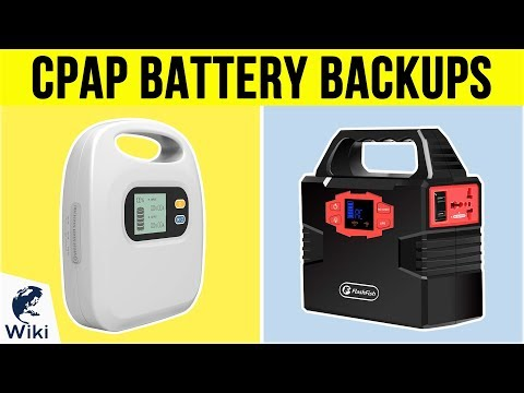 10 Best CPAP Battery Backups 2019