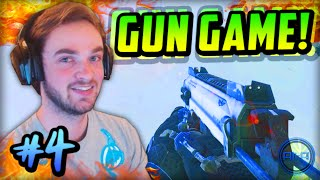 """OUT OF BOUNDS!"" - Advanced Warfare GUN GAME #4! - LIVE w/ Ali-A!"