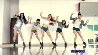 Girls Generation 소녀시대 I GOT A BOY Waveya Ver Dance Practice
