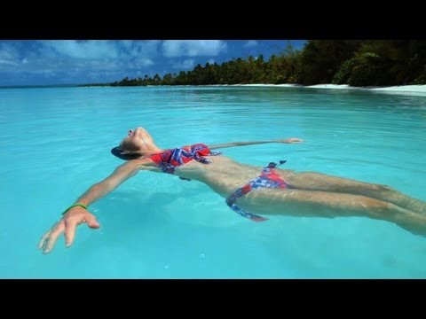 Cook Islands, Aitutaki lagoon, Holiday travel video guide pa