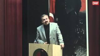 Devrimci-Halkçı Yerel Yönetimler Sempozyumu - Açılış Konuşması - Sırrı Süreyya Önder