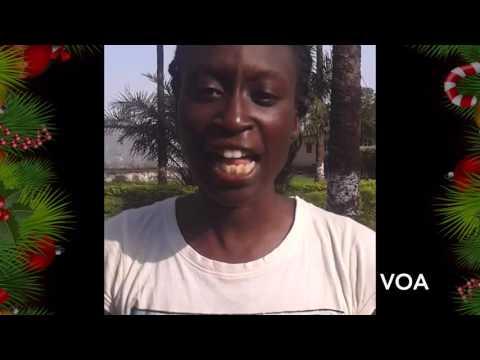 Ilsa Sá - Boas Festas vindas da Guiné-Bissau