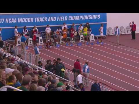 Christian Coleman NCAA Record 60m 6.45 & 200m 20.11!