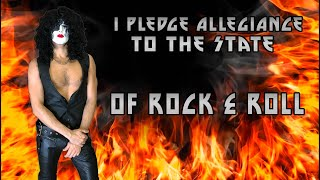 KISS - I Pledge Allegiance To The State Of Rock & Roll ( Cover By Phil Proietti)