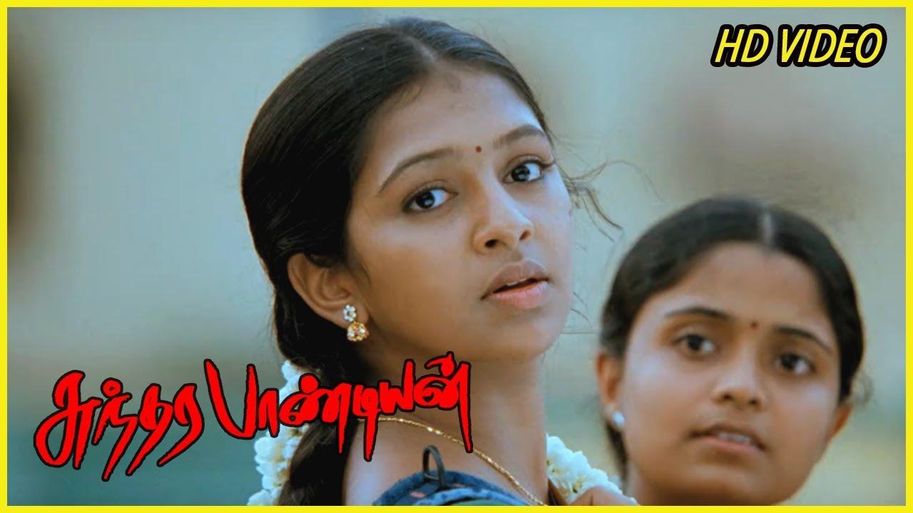 Sundarapandian scenes | Sasikumar & Inigo Prabhakaran stalks Lakshmi Menon | Soori advices Inigo