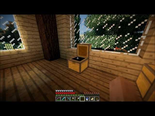 """Смотреть прохождение игры [Coop & Friends] Minecraft 1.3.1. Серия 25: """"В поисках края.."""""""