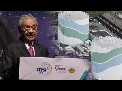 Malaysia against nuclear power due to radioactive waste disposal issues, says Dr M