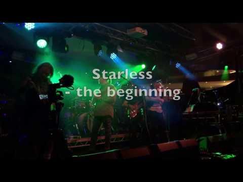 Starless - the beginning