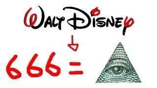 Disney is Illuminati