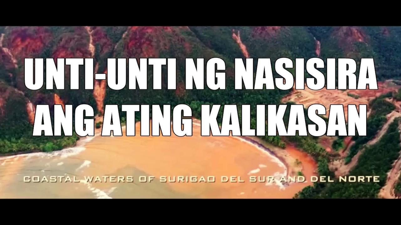 Ating Kalikasan (Official Lyrics Video ) - Parañaque