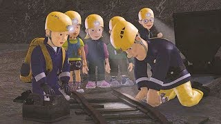 Fireman Sam US New Episodes HD | Stuck in the mine | Big Episodes Collection 🚒🔥Kids Movies