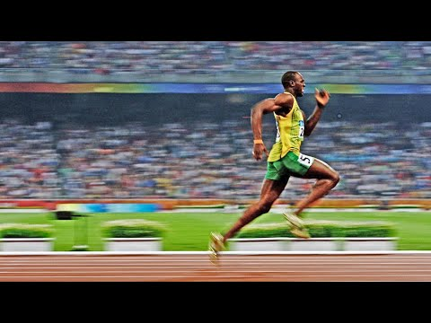 TOP 10 | Men's 100m sprints of all time | HD