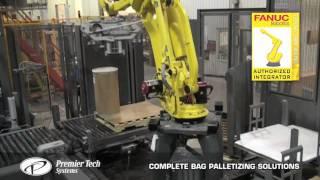 ФАНУК м - 410iB високошвидкісного палетування - надано Premier технологій