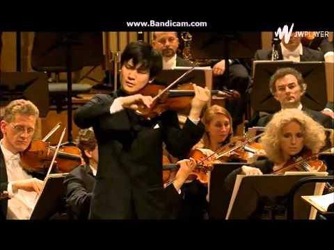 Tatsuki Narita | Paganini violin concerto | Queen Elisabeth Violin Competition 2012