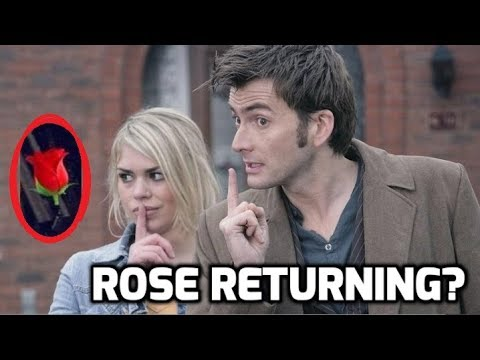 Did Billie Piper Hint That Rose is Coming Back!?  Doctor Who Discussions